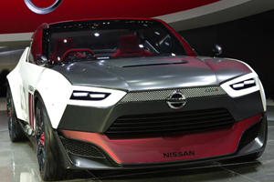 Nissan Drops Retro Coupes in Tokyo