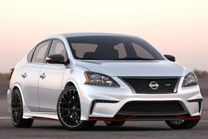 Nissan Sentra Nismo Concept is Teasing Everyone