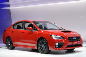 2015 Subaru WRX Could Have Been Sexier