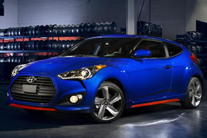 Veloster Turbo R-Spec: More Bang for Your Buck