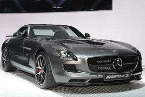 Bid Farewell to the Mercedes SLS AMG GT Final Edition