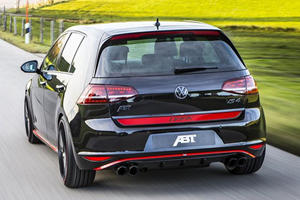 Golf GTI Dark Edition, Polo R WRC Coming to Essen by ABT