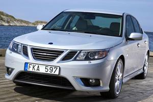 New Saab 9-3 Production Begins Humbly