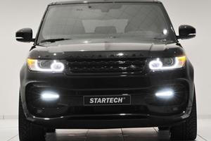 Startech Introduces Range Rover Sport