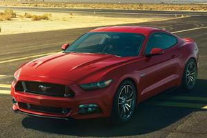 Mustang Platform Spawning an FR-S Rival?