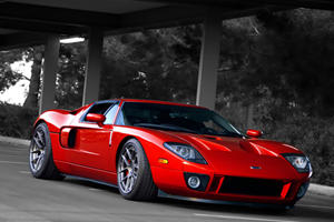 AE Gives 2006 Ford GT An Exquisite Performance