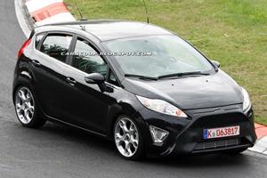Spied: Ford Fiesta ST