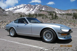 Unearthed: 1972 Datsun 240Z