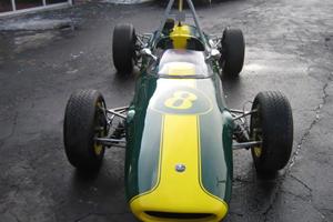 Unique Of The Week: 1967 Lotus Type 51 Formula