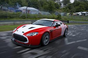 Video: Aston Martin V12 Zagato Ready for Nurburgring