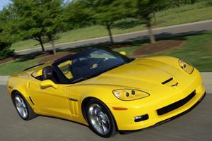 Win A 2012 Chevrolet Corvette Grand Sport Convertible