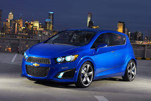 Report: 2013 Chevrolet Sonic RS