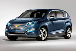 Report: Chevrolet Volt-Based Crossover on its Way for 2012