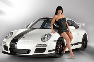 Magnat Gives Porsche 911 GT3 a Tuning