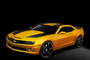 Official: 2012 Chevrolet Camaro Transformers Edition