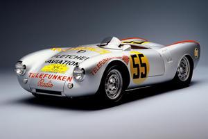 Rumor: The Return of the Porsche 550?