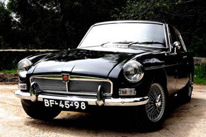 Unearthed: 1969 MGB GT