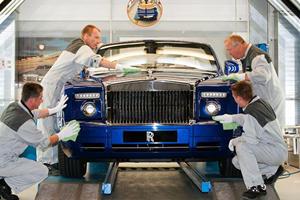 One of a Kind Rolls-Royce Phantom Drophead Coupe