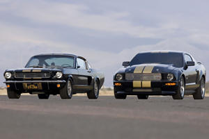 Rumor: Shelby Bringing Back Rent-A-Racer Mustangs?