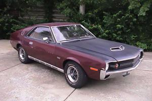 Unique Of The Week: 1970 AMC AMX