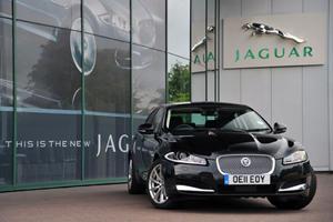 816 Miles on 1 Tank: No Problem for the Jaguar XF Diesel
