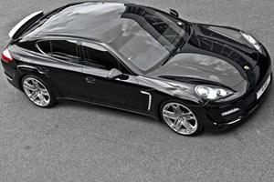 Porsche Panamera: Project Kahn Package