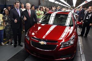 Report: Chevrolet Cruze Goes Two-Door