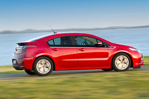 Opel Ampera Details Revealed | CarBuzz
