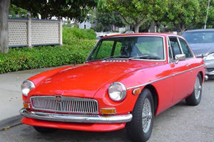 Frontline to Tune the MGB powered Mazda MX-5