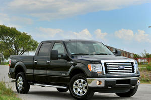 Ford Sees Huge Jump in Truck Sales