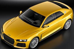 Audi Quattro Coming with 360-HP 2.5-L Turbo