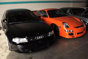 Matt Farah Tours Paul Walker's Car Collection