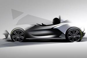 Ultra-Light 200HP Zenos E10 to Debut at Autosport International