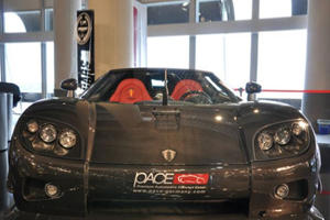 Limited Edition Koenigsegg CCX Edition for 899,000 Euros
