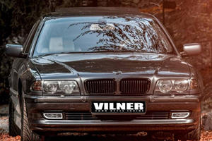 BMW 750i Restyled by Vilner