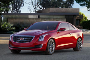 Cadillac Plays it Safe with 2015 ATS Coupe
