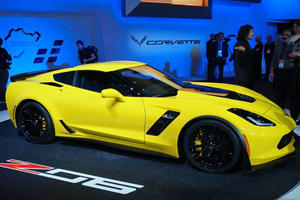 Chevy Says Corvette ZR1 Not Happening