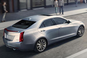 Will Cadillac Wage War on 3 Series with ATS Wagon, Convertible?