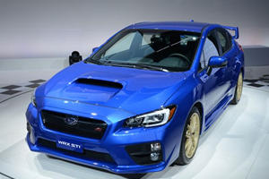 2015 Subaru WRX STI is AWD Awesomeness