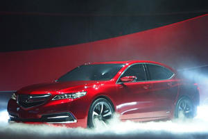 Acura TLX Prototype Marks the End for the TL and TSX