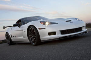 Chevy Want to Make Corvette Z06x Track-Only Special