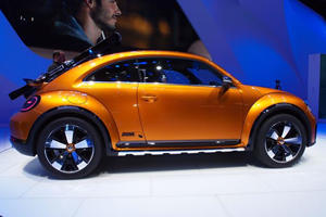 VW Hints Dune Concept Will Make Production