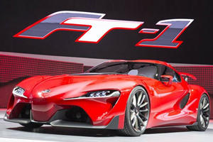 Top 5 Concepts of 2014 Detroit Motor Show