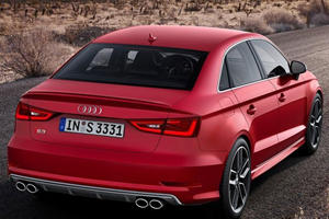 Audi Plots 375-HP S3 Plus to Slot Between S3 and RS3