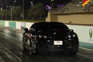 Supercarabia Meets its Fastest Car - 1200-hp Nissan GT-R