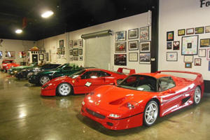 This is What a $30 Million Car Collection Looks Like