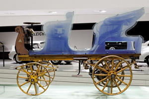 Even the First Ever Porsche was Rear-Engined