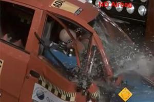 Nano-Decimation: Watch the World's Worst Crash Test