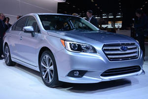 2015 Subaru Legacy Bows in Chicago