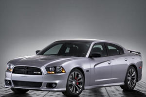 SRT Unveils Vapor Editions for Challenger, 300 and Charger